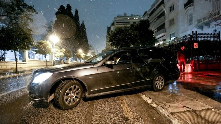 The head of consular affairs at Russia's embassy in Greece is found dead in his Athens apartment.