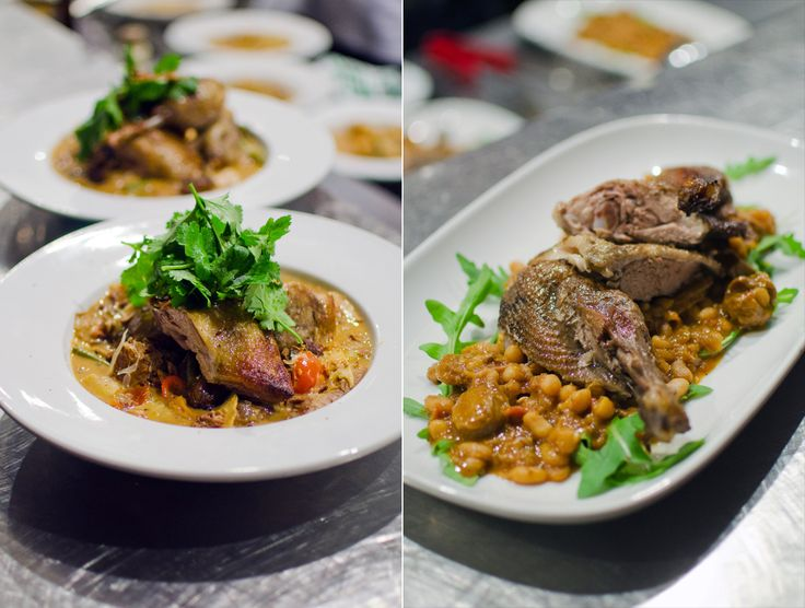 All things duck at MuMu Grill