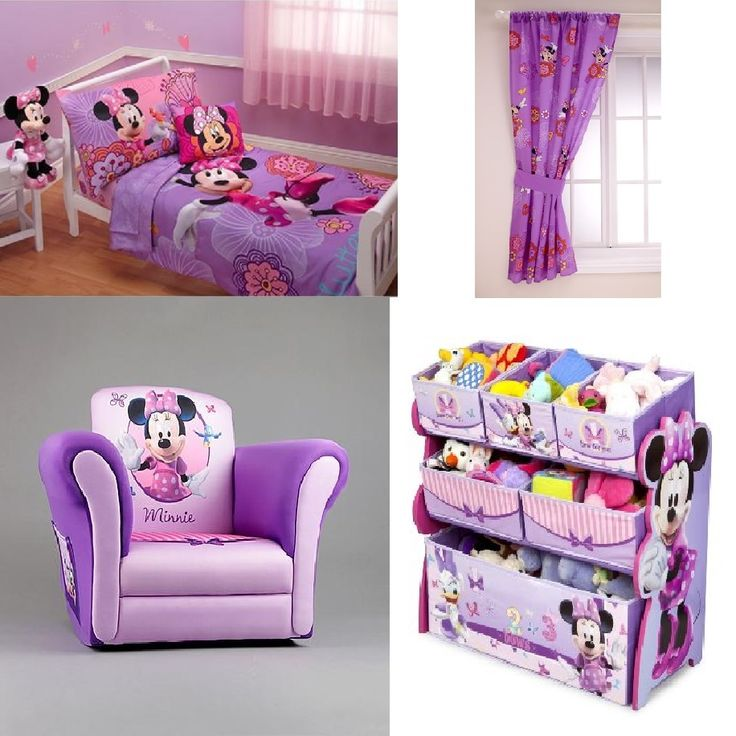 1000 ideas about minnie mouse room decor on pinterest. Black Bedroom Furniture Sets. Home Design Ideas