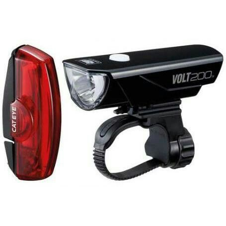 Cycling Bargains - Cateye Volt 200 And Rapid X Usb Rechargable Light Set    Was £69.99, NOW £34.99 (50% OFF) #Cycling #Bargains #CyclingBargains #Bike #BikeBargains #Fitness  https://cycling-bargains.co.uk?utm_source=PinterestDescription