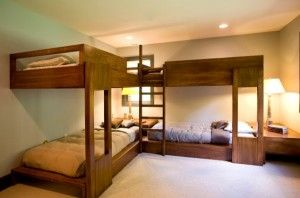 awesome Boys Rooms with Bunk Beds