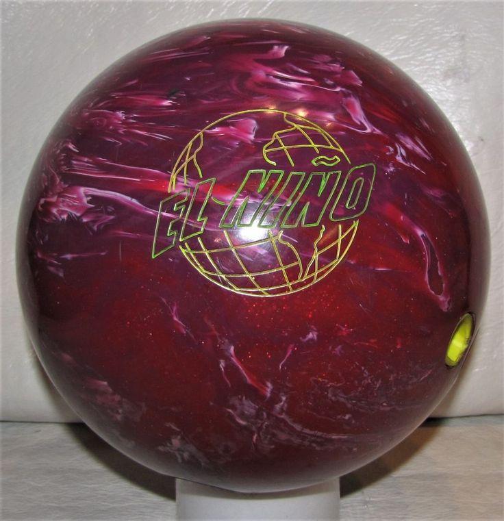 EL NINO STORM ONIN 13 BOWLING BALL MC 2 99SN00324732 15.5
