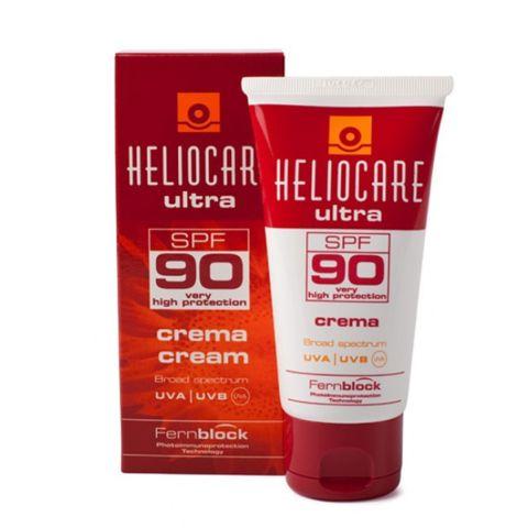 Heliocare Ultra Crema SPF90, 50 ml.