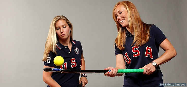 Field Hockey Team ready for London 2012 Olympic Games & for Kate Middleton