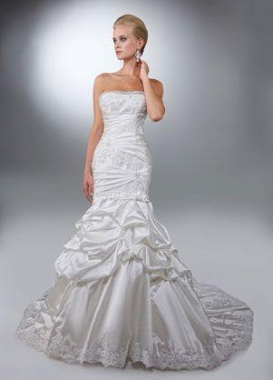 Organza Taffeta LI Bridal And Formal Wear Sioux Falls SD DaVinci Gown