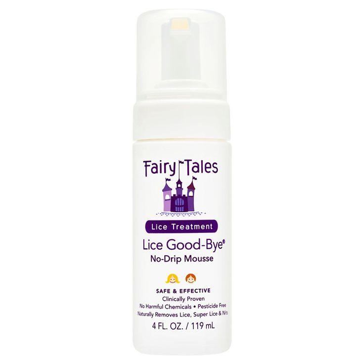 Fairy Tales Lice Goodbye Foam - 4oz