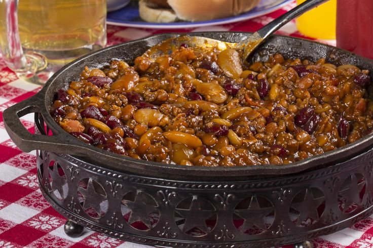 Nothing is more down-home than the wonderful flavors of backwoods country cooking, so it's only fitting that these Hillbilly Baked Beans are one of our most popular slow cooker potluck recipes. They can even be reheated on a grill for a smoky taste t