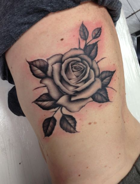 Frith Street Tattoo | Oliver