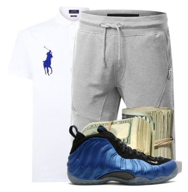 """Devin B-Day Today"" by princessjay003 on Polyvore featuring Polo Ralph Lauren, NIKE, men's fashion and menswear"