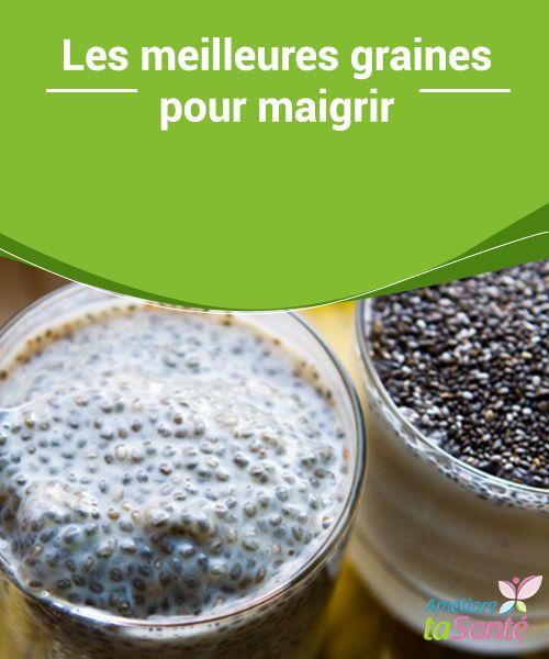 Les meilleures #graines pour maigrir   Les #fibres sont indispensables, c'est pourquoi nous souhaitons vous parler des graines les plus #efficaces pour #maigrir.
