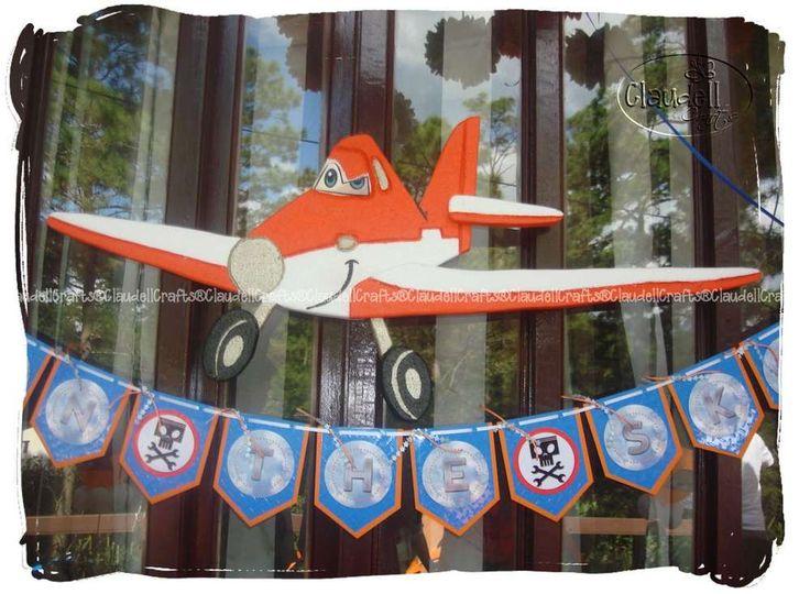 Disney Planes Birthday Party Ideas   Photo 1 of 24