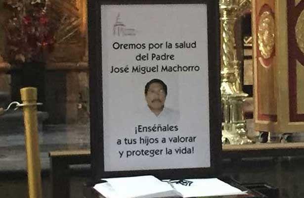#DESTACADAS:  Recaída agrava salud del padre apuñalado en la Catedral - La Prensa (Comunicado de prensa)