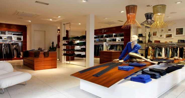 7 for all mankind boutique in The Hague, The Netherland