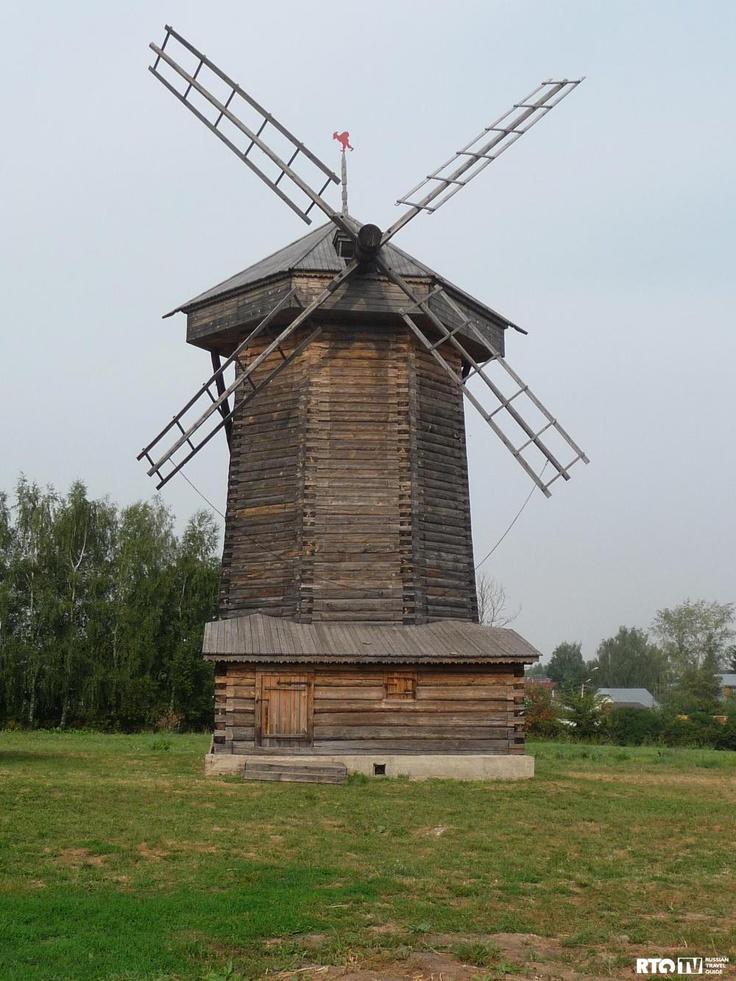 Мельница / Суздаль-Mill / Suzdali