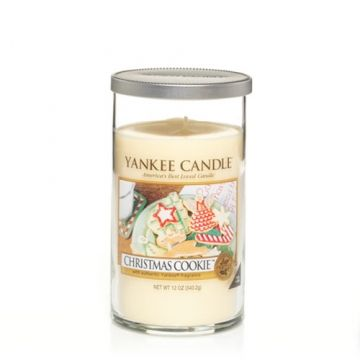 Christmas Cookie™ : Perfect Pillar : Yankee Candle