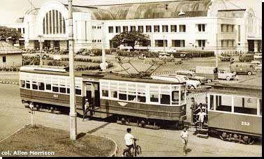 Beos Station, Jakarta.