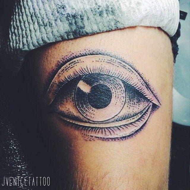 Eye - jvenicetattoo