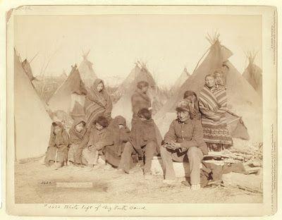 Vintage American Images: Wounded Knee Massacre