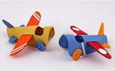 Oyuncak Maket Uçak Yapımı ( Resimli Anlatım )