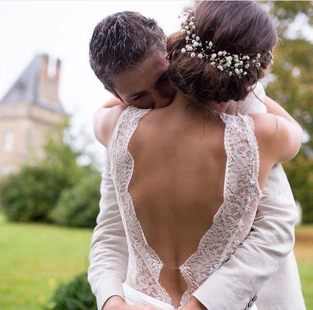 Flower hair bride