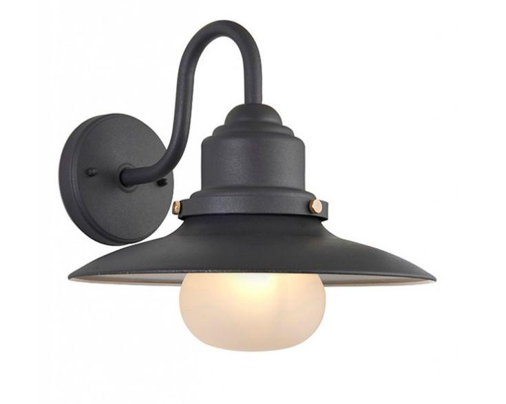 Endon 66526 Salcombe E27 Wall Light IP44