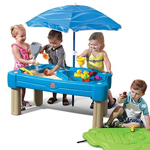 Step2 Sandy Shores Sand U0026 Water Table Toy