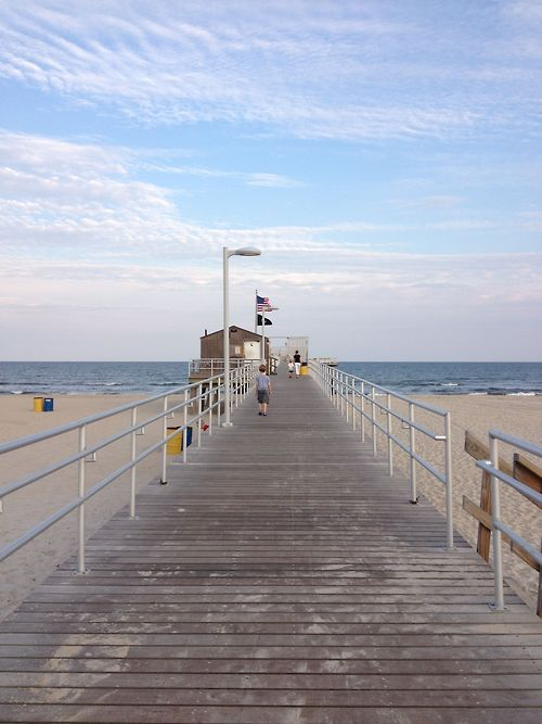 8 best shore erosion images on pinterest amazing places for Atlantic city fishing pier