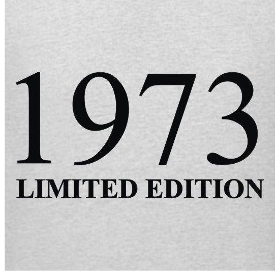 28 Aprile 1973 Limited Edition! Buon compleanno Sauro con affetto dalla Peggio!
