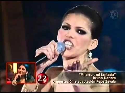 Kika  Edgar - el primero,el unico,el ultimo - mi error mi fantasia - mirame Reyes De La Cancion