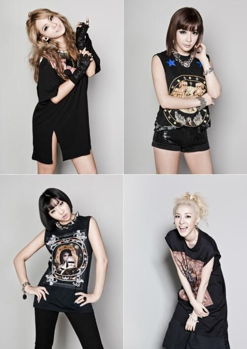 2ne1!!! LOVE THEM SOO MUCH!!