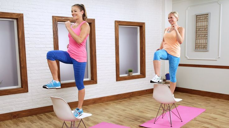 Backed by Science, This Workout Will Get You Fit in 7 Minutes: You're busy, and the American College of Sports Medicine knows this, so it created a seven-minute, high-intensity workout for you to squeeze as much sweat as you can out of a short exercise session.