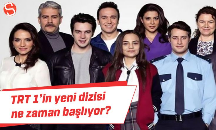 """TRT 1'den yeni bir dizi daha: """"Lise Devriyesi"""" #trt1 #lisedevriyesi #yenidizi"""