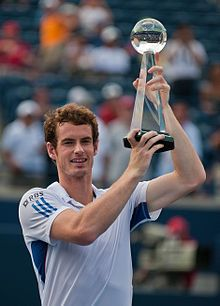 Andy Murray - 2010 Rogers Cup Men's Champion