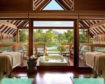 Image of Four Seasons Resort Bora Bora, Bora Bora