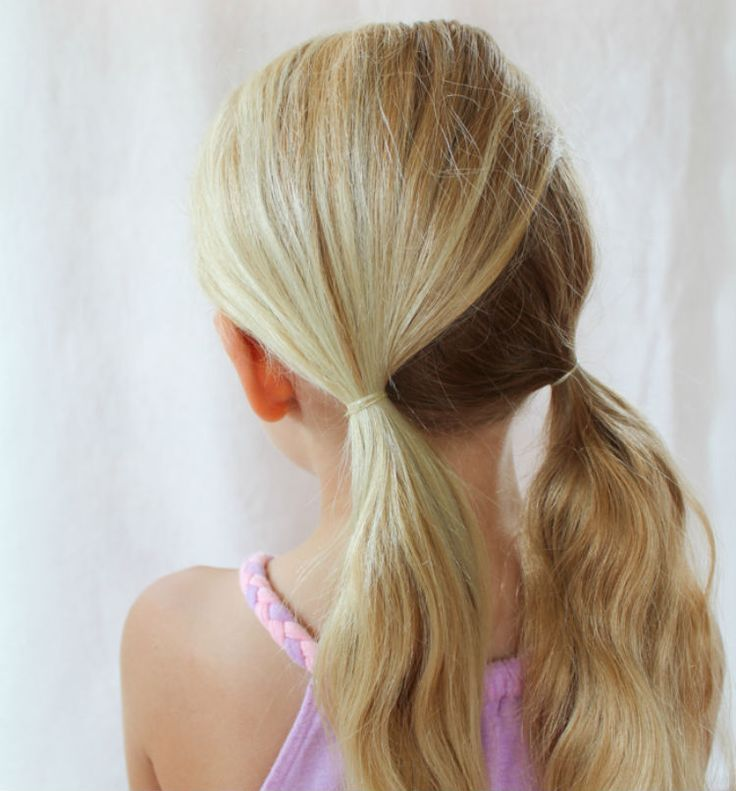 25+ Best Ideas About Girls School Hairstyles On Pinterest