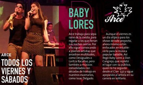 Con Baby Lores (Vistar) - Ana Karla Suarez