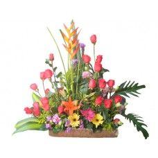 Ramo FANTASIA - Encuentra los mejores Arreglos Florales en Bogotá    http://www.BodegonDeLasFloresBogota.com
