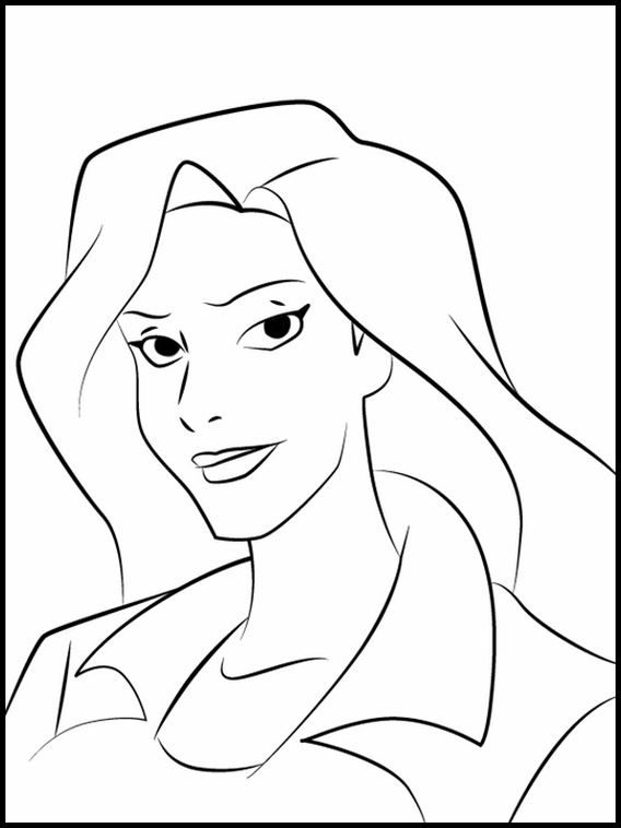 Printable Coloring Pages For Kids Gargoyles 1 Coloring Pages For Kids Online Coloring Pages Coloring Pages