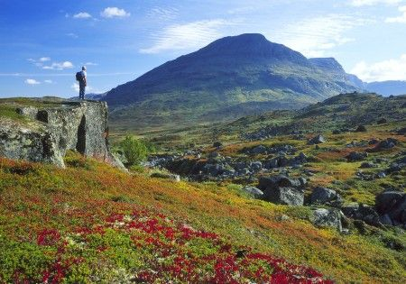 ...more Sweden. The hiking is supposed to be phenomenal. I need to bring my boots on back to the motherland soon.