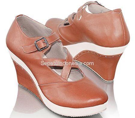 Sepatu wanita GEF 361 adalah sepatu wanita yang nyaman dan...