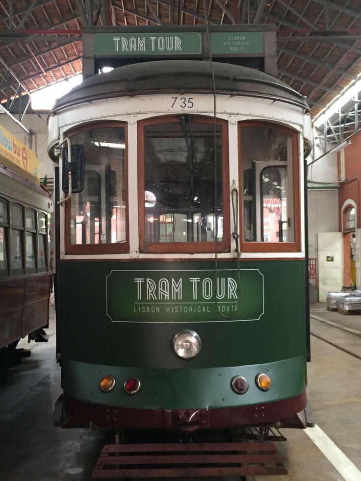 Nasa Tram Tour Eudio