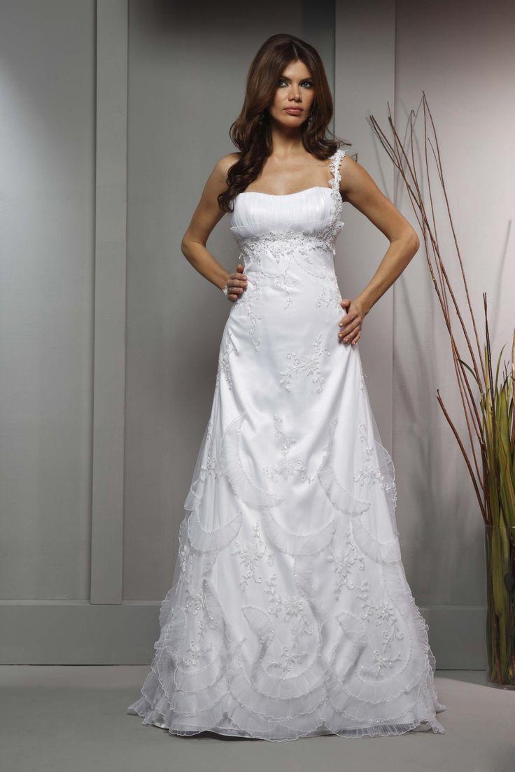 168 best Wedding Dresses images on Pinterest