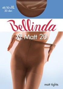 Levné, pohodlné a nejprodávanější punčochy Bellinda ve velikosti až XXL v různých barvách: http://www.bexis.cz/Hladke-puncochy/Klasicke-puncochy-XL-XXL-Matt-20-den   Klasické punčochy XL, XXL Matt 20 den