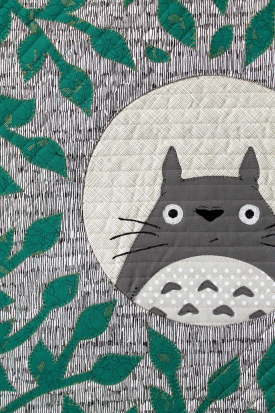 Studio Ghibli Swap: The Pieces I Made {an Art School Dropout's life}
