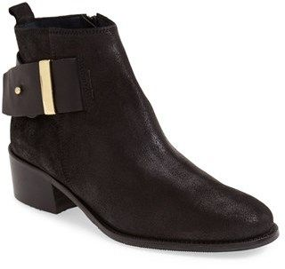 $138, Summit By White Mountain Alessia Bootie. Sold by Nordstrom. Click for more info: https://lookastic.com/women/shop_items/147115/redirect