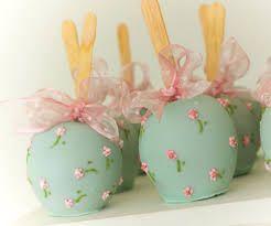 maça do amor decorada com pasta americana - Pesquisa Google