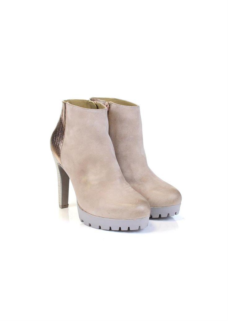 Spm ka15785022 - Korte Laarzen & Boots - Dames - Donelli