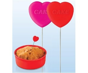 Zeal Cake Tester. Essential for any busy baker. Fun and practical. By Kitchen Innovations.