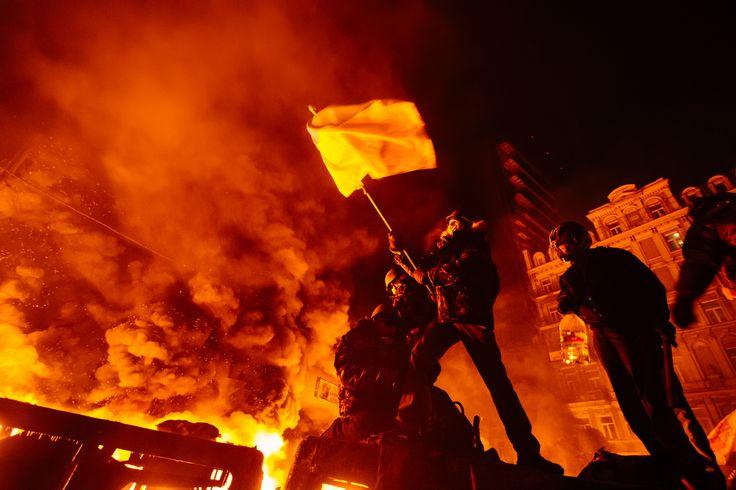 Ukrainian/Russian Crisis and economy.  Photo Courtesy of Anri Gor/Shutterstock