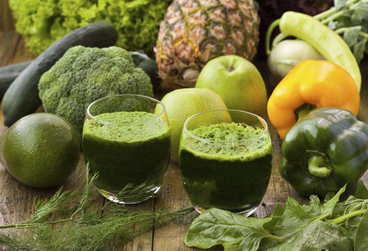 A nyers zöldségekből készült természetes italok rengeteg vitamint, ásványi…